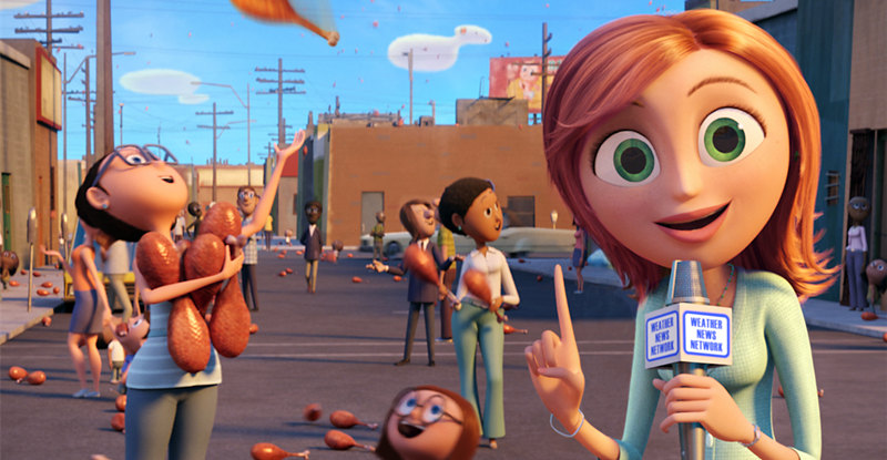 Cloudy with a Chance of Meatballs 2 - AniMat's Reviews ...