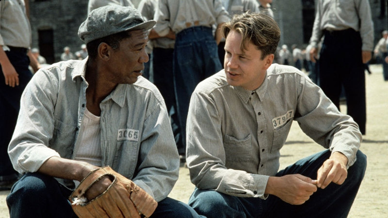 a critical analysis of the film shawshank redemption The shawshank redemption and the fear with an analysis of the shawshank redemption interesting position when it comes to writing a critical analysis of.